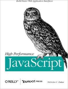 high performance javascript build faster web application interfaces pdf zarkas