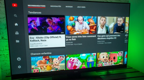 application android telecommande tv thomson