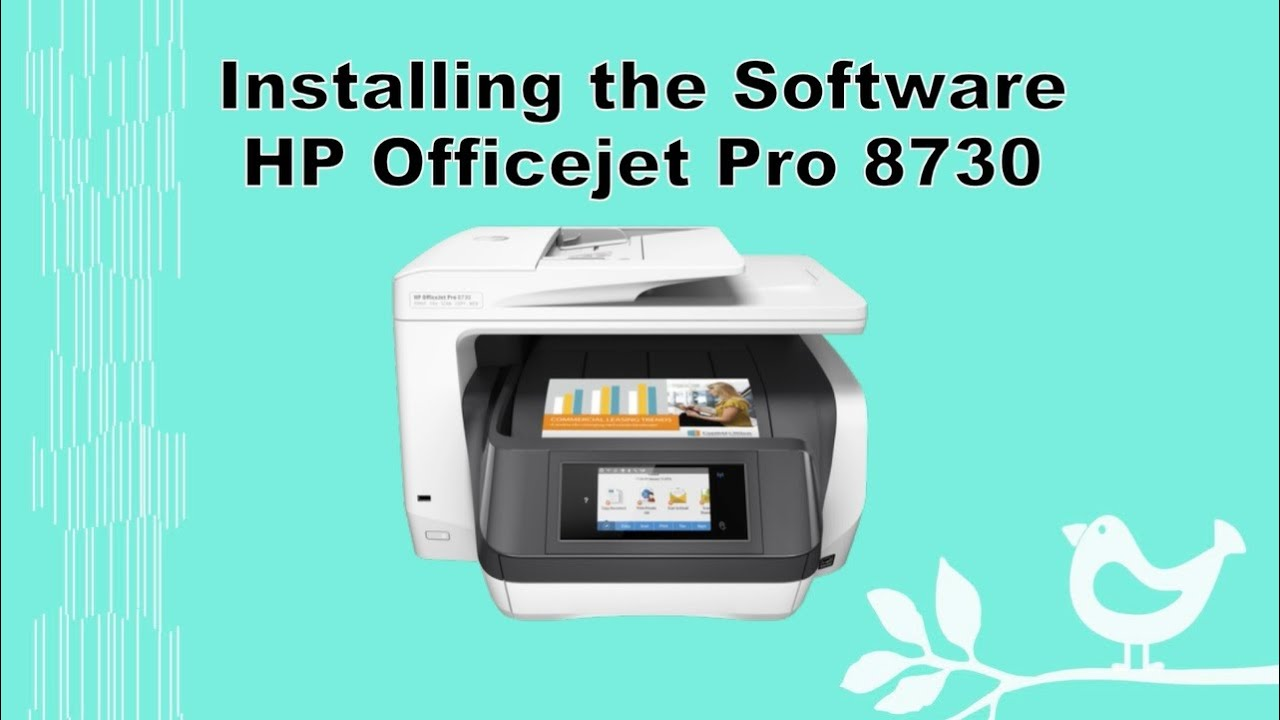 how to install ocr application hp
