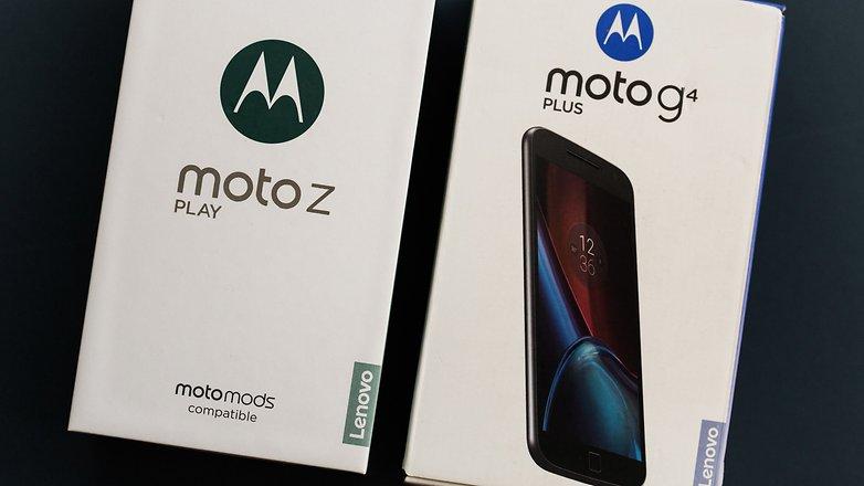 moto g4 plus sms application