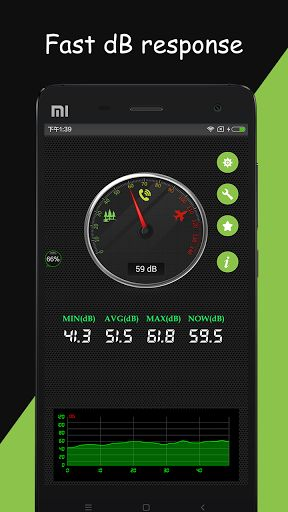 sound level meter application android