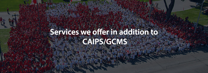 how to get caips notes for lmia application