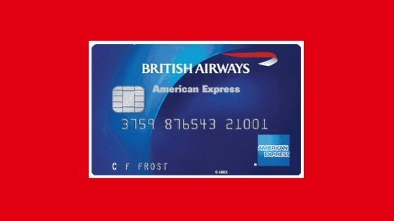ba air miles card application