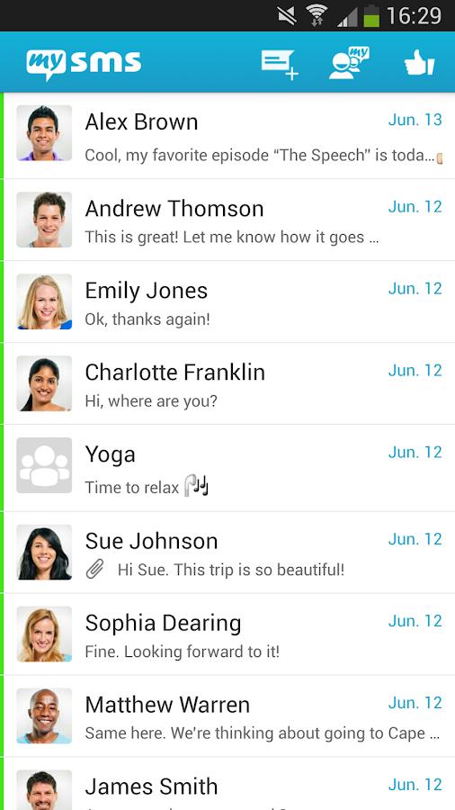 application pour envoyer mms gratuit