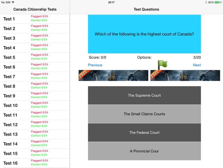 canadian citizenship application october 2014