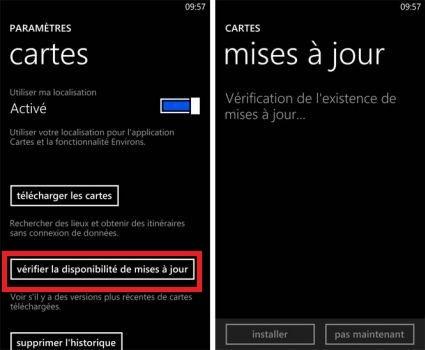installer des applications sur windows phone