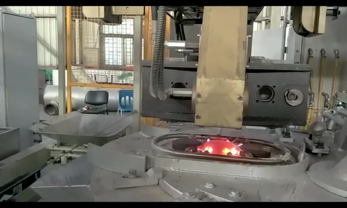 low pressure die casting applications
