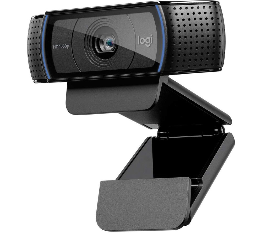 logitech c920 hd webcam application
