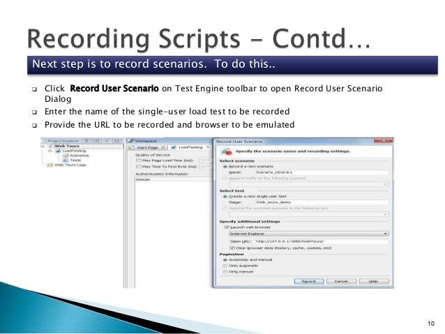 load test web application open source