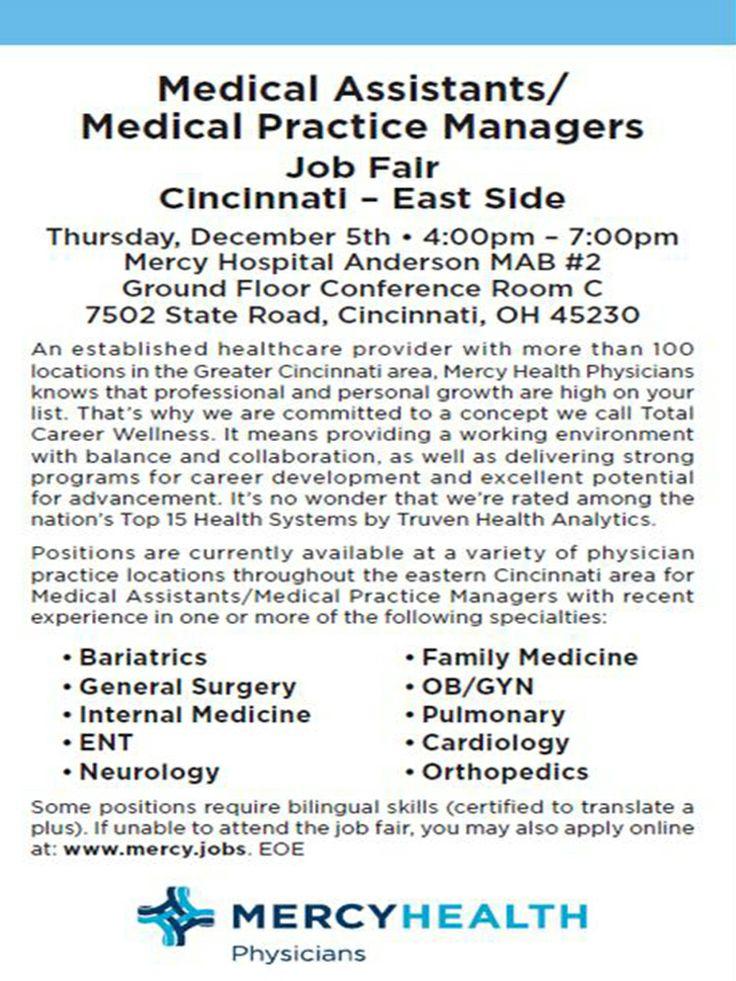 medical terminology on job application