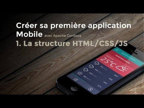 creer une application iphone rapidement