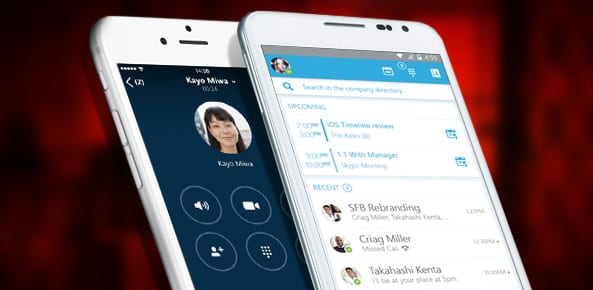 how to integrate skype in android application