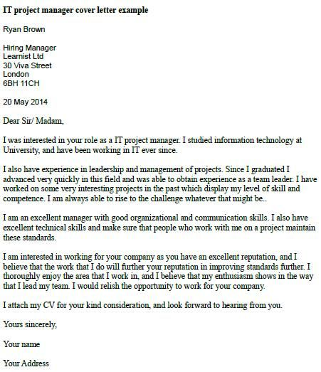 job application letter for manager position templates
