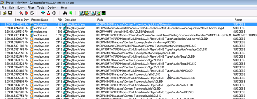 aex files opened in wrong application