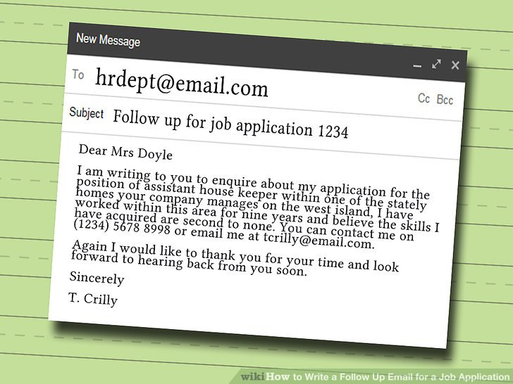 bcit application what to write