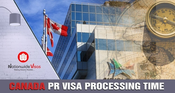 application processing times permanent residence canada