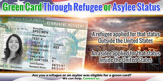 green card application process immigration