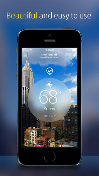 best weather application for ios