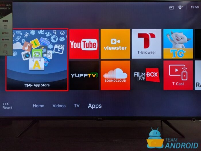 bestrussian application on smart tv