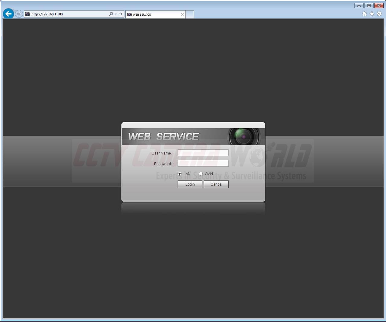 pc security cam dvr application