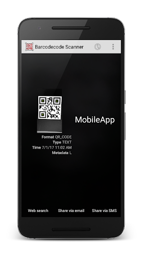 windows mobile barcode scanner application