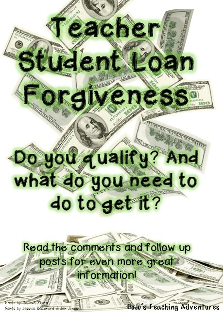 where to send teacher loan forgiveness application