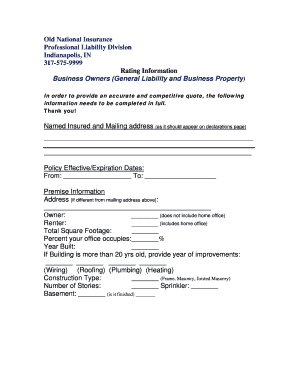 old national bank grant application