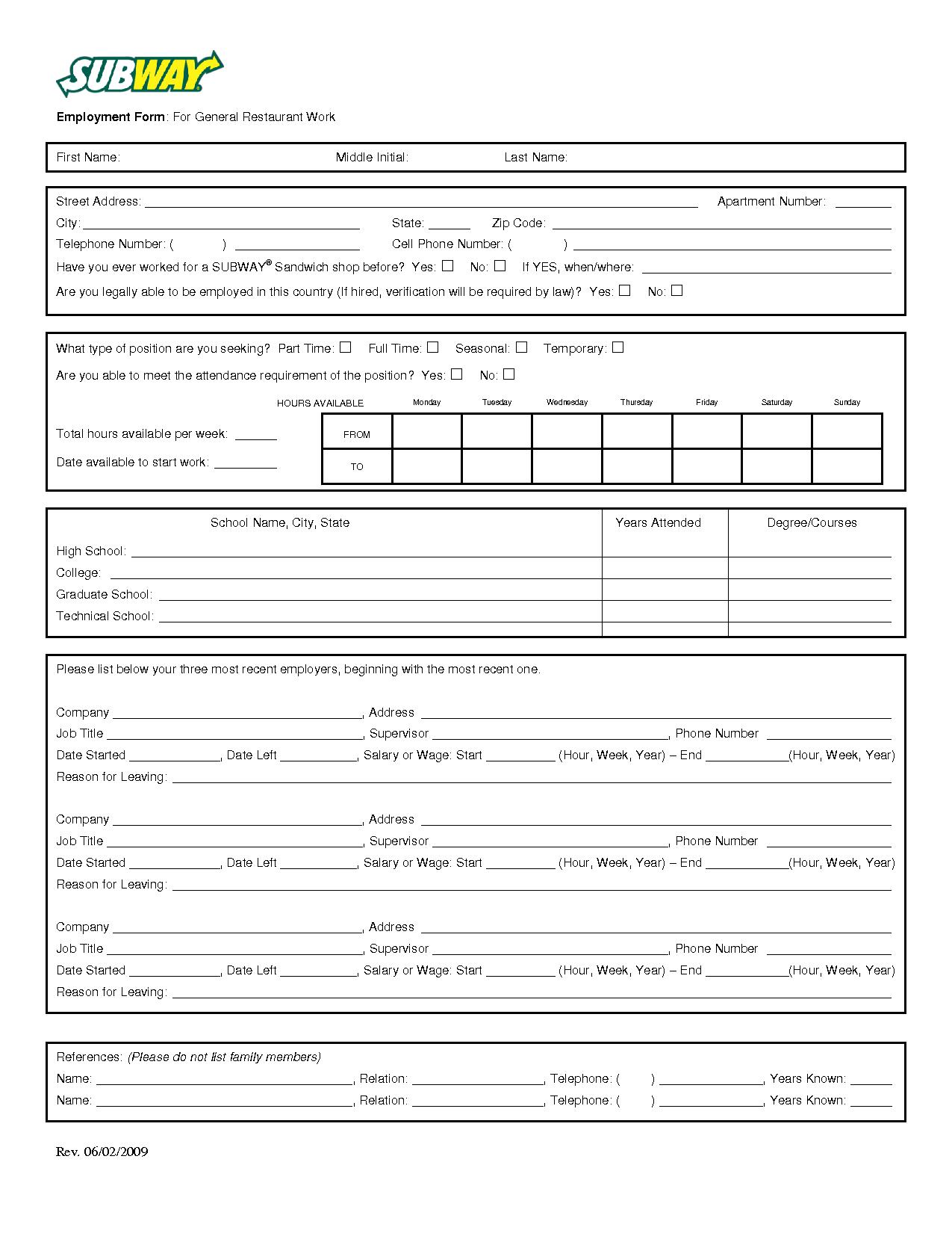 pier 1 printable job application