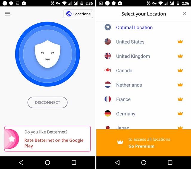 application android bien etre gratuite