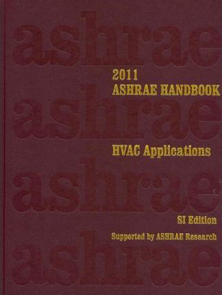 ashrae handbook hvac applications bibli