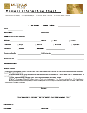 submit an application to dhs trip