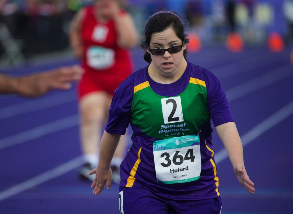 special olympics northern california athlete application