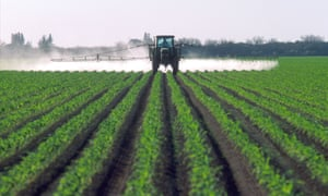 what is the most used method of pesticide application