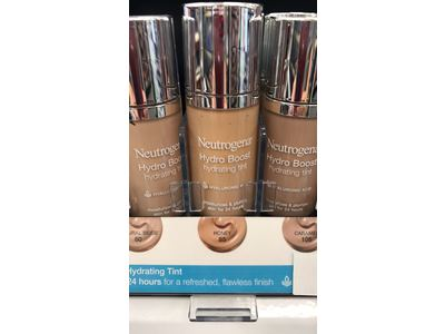 neutrogena hydro boost foundation application