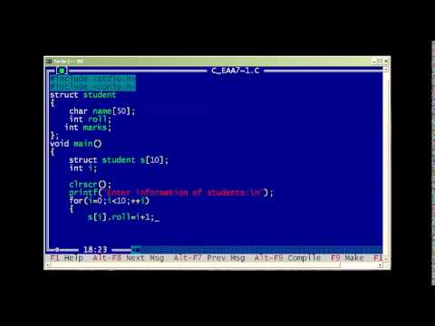 c console application write to command line