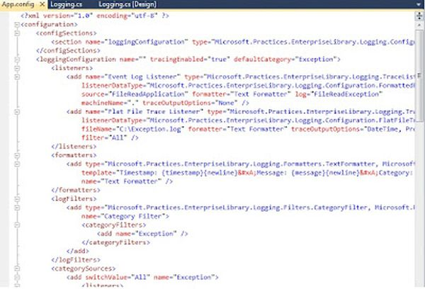 application block pages can be enabled for which applications