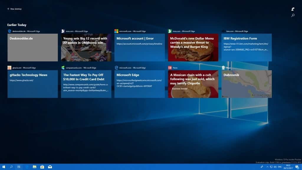 how to close applications windows 10