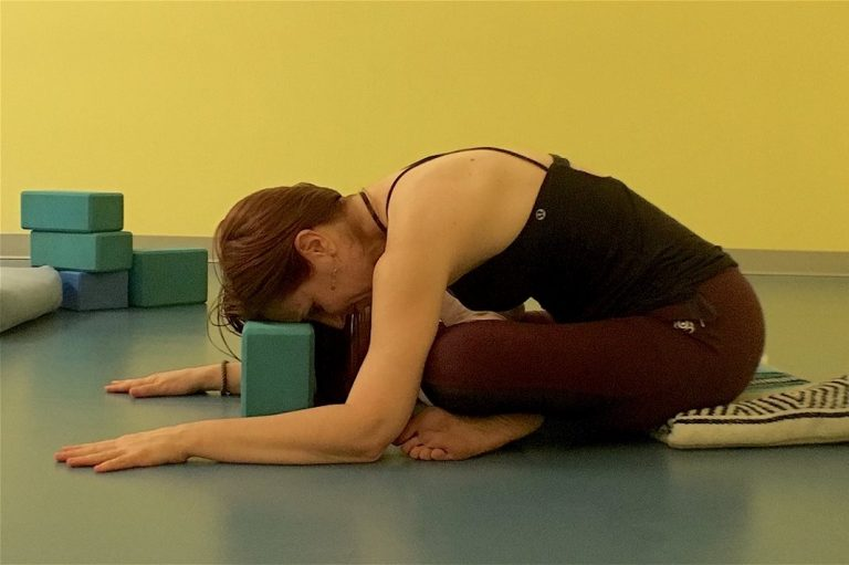 application of yoga in management