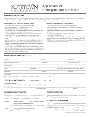york university undergraduate application form pdf