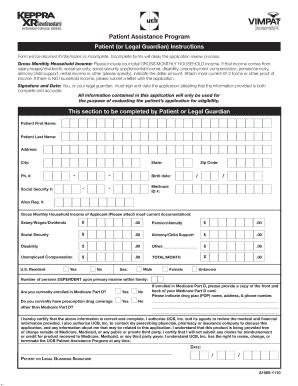 ucb patient assistance program vimpat application