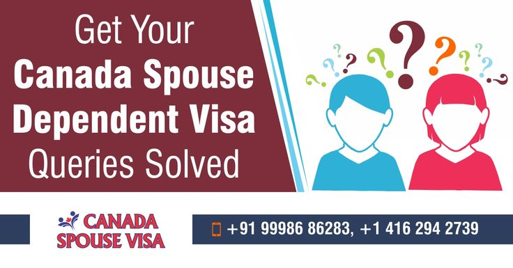 application for dependents visa in canada