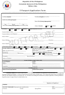 2014 adult simplified renewal passport application form