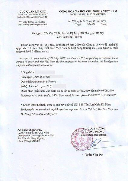 application pour visa visiteur au canada