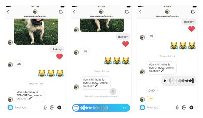 application message vocal en texto