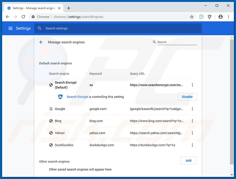how to change default browser from an exe application