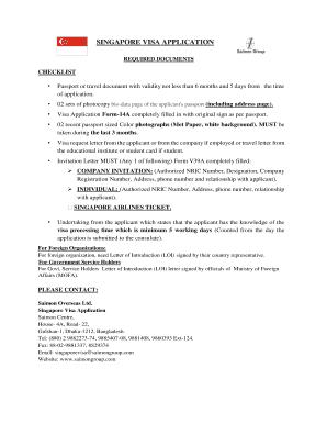 sample pr application form singapore