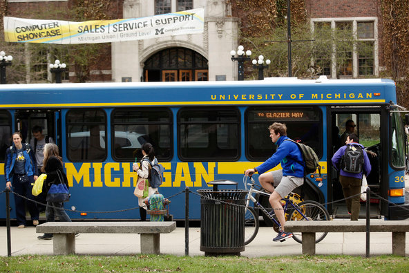 university of michigan ann arbor online application