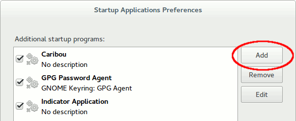 which applications allow you to get to a shell