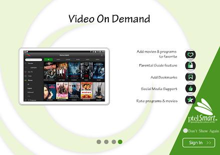 quel application pour android tv