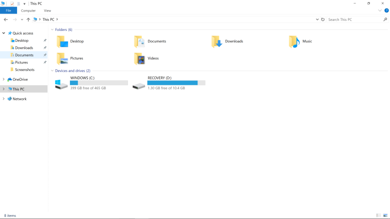 application like windows explorer freeware